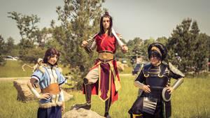 The Avatar's Teachers