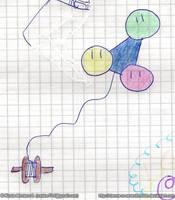 Dango Kite by Nienna-M-Seventhmoon