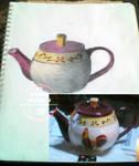 Teapot's dad