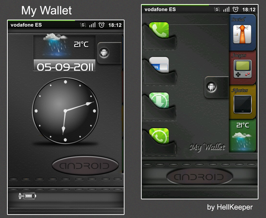 My Wallet by 8HellKeeper8