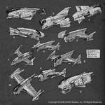 ZAON Fighters B01-01