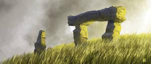Speedpaint 253 - Monoliths