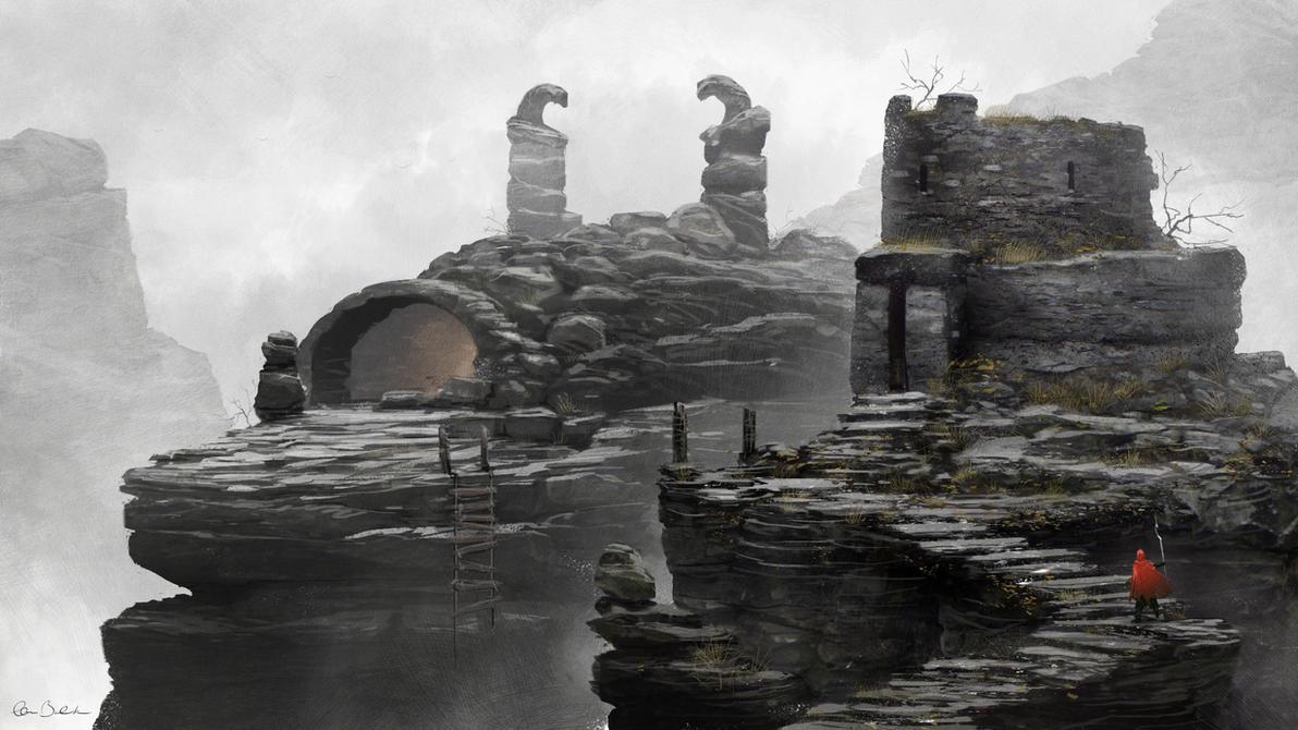 Mountain Redoubt by Balaskas