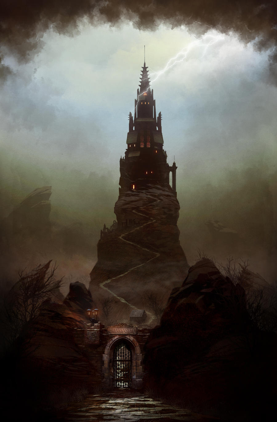 House of Frankenstein by Balaskas