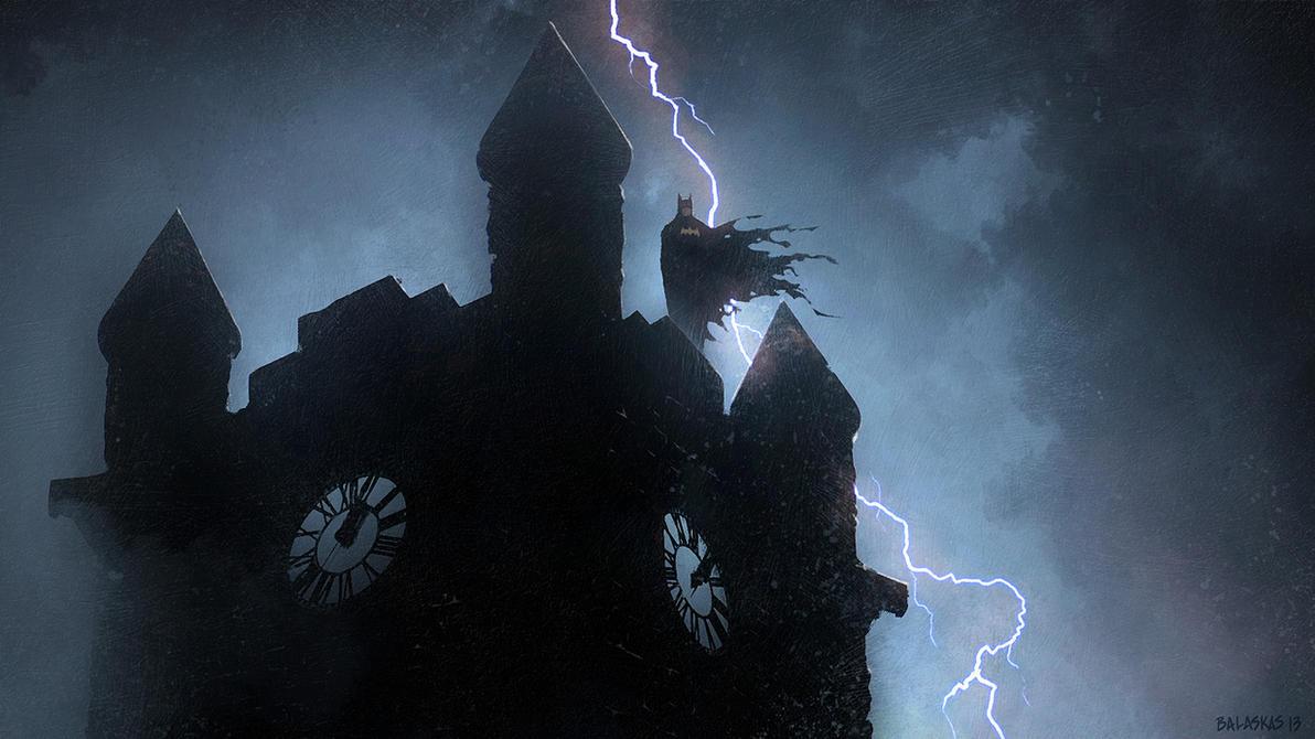 Dark Knightwatch by Balaskas