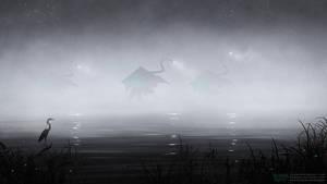 Night Crossing by Balaskas