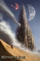 City of Dust - Kromore 2145 RPG by Balaskas