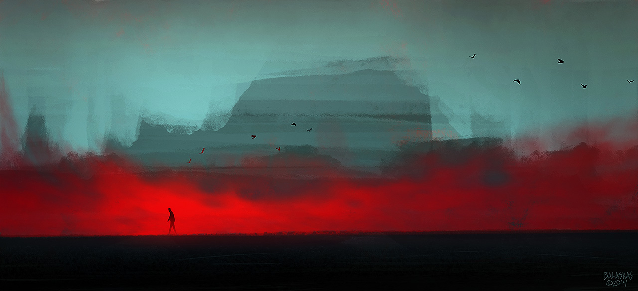 Red Mist by Balaskas