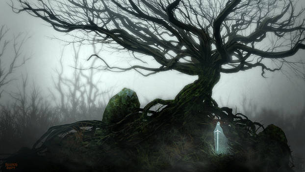 Twisted Tree with Guardian