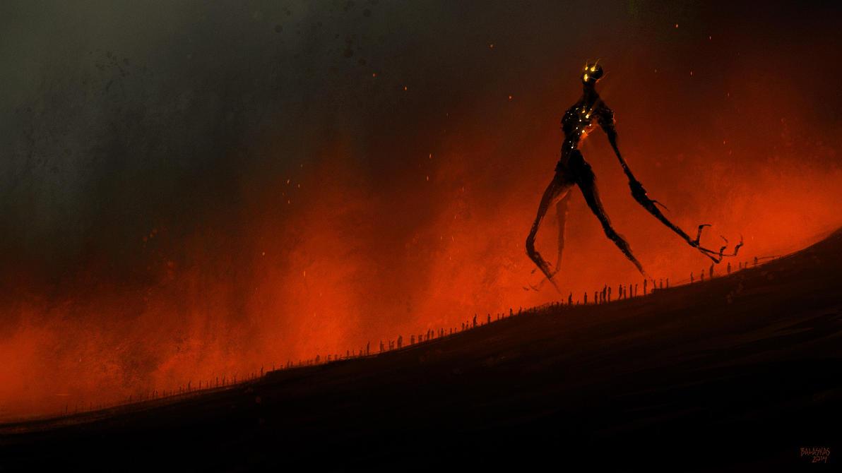 Hellguard General by Balaskas