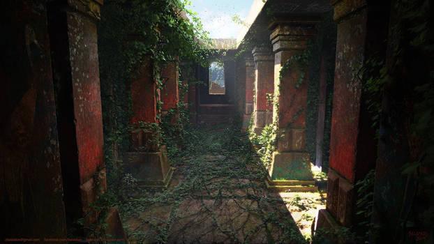 Hall of  Ibycus