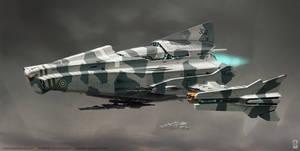 Attack Ship Concept