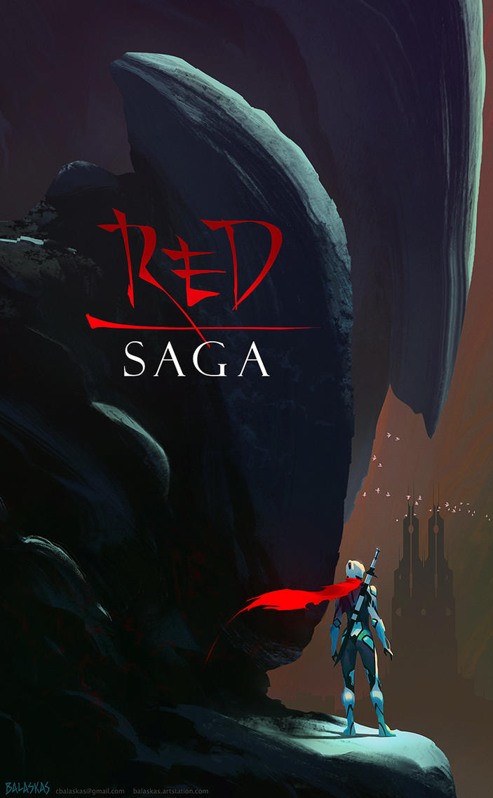 Red Saga AS by Balaskas