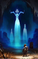 Journey of Anoh: Ancestral Spirits