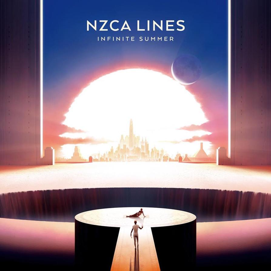 Album art for NZCA Lines: Infinite Summer by Balaskas