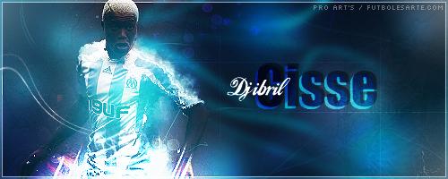 Djibril Cisse by ProArts