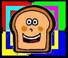 happy toast stoned by stupidpunk