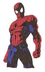 Spiderman 2 by Leoxem