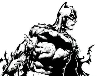 Batman I - 04.07.13 by Leoxem