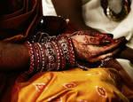 The Bride's Hands