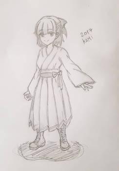 Manga Priestess