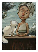 Daydreaming by VeraZowa