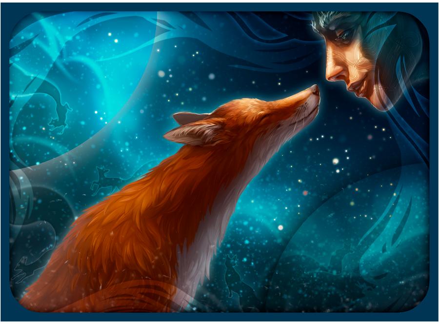 Fox by VeraZowa