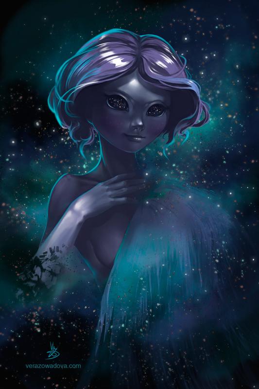 Nebula by VeraZowa