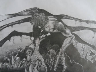 Kaneki  by radioactiveapple17