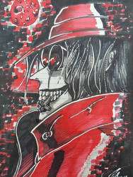 Alucard by radioactiveapple17