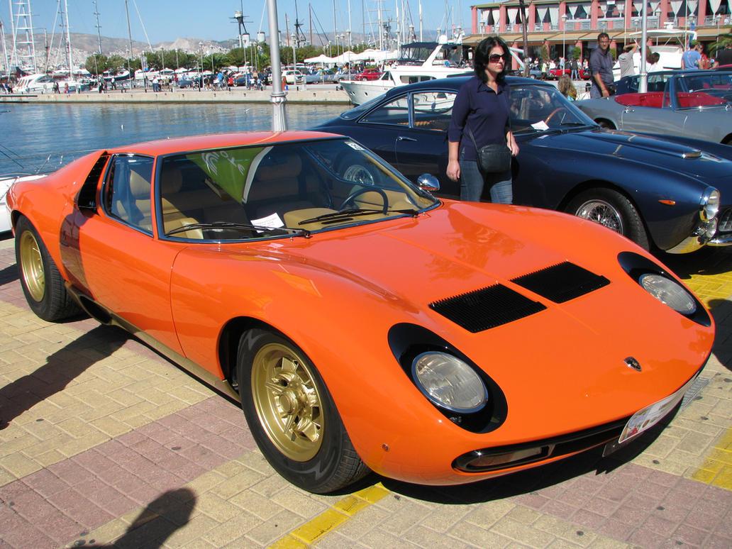 1973 Lamborghini Miura SV 1 by johntgr