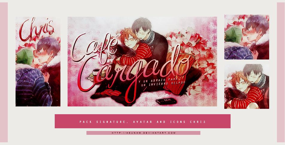 TagWall l Cafe Cargado by Asunaw