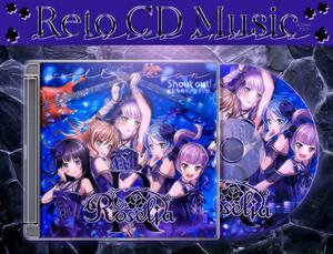 Reto CD Music Cover R Roselia