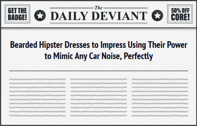 The Daily Deviant News