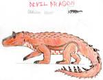Xenocene: Devil Dragon (complete)
