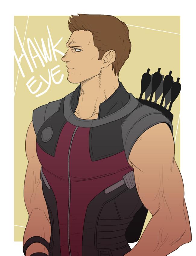 hawkeye by Quere