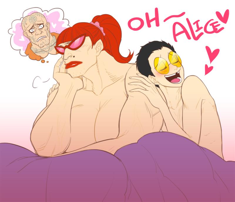 Super jail alice sex useful idea