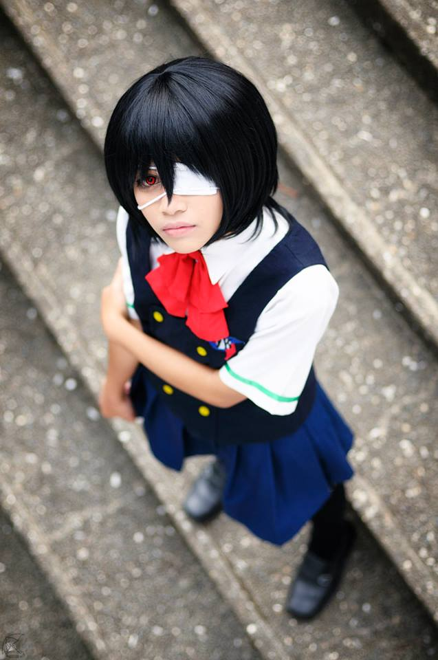 Mei Misaki_cosplay_1 by shionwanijima