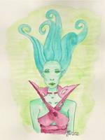 Krobelus - Death Prophet from Dota by ChristinaDeath69