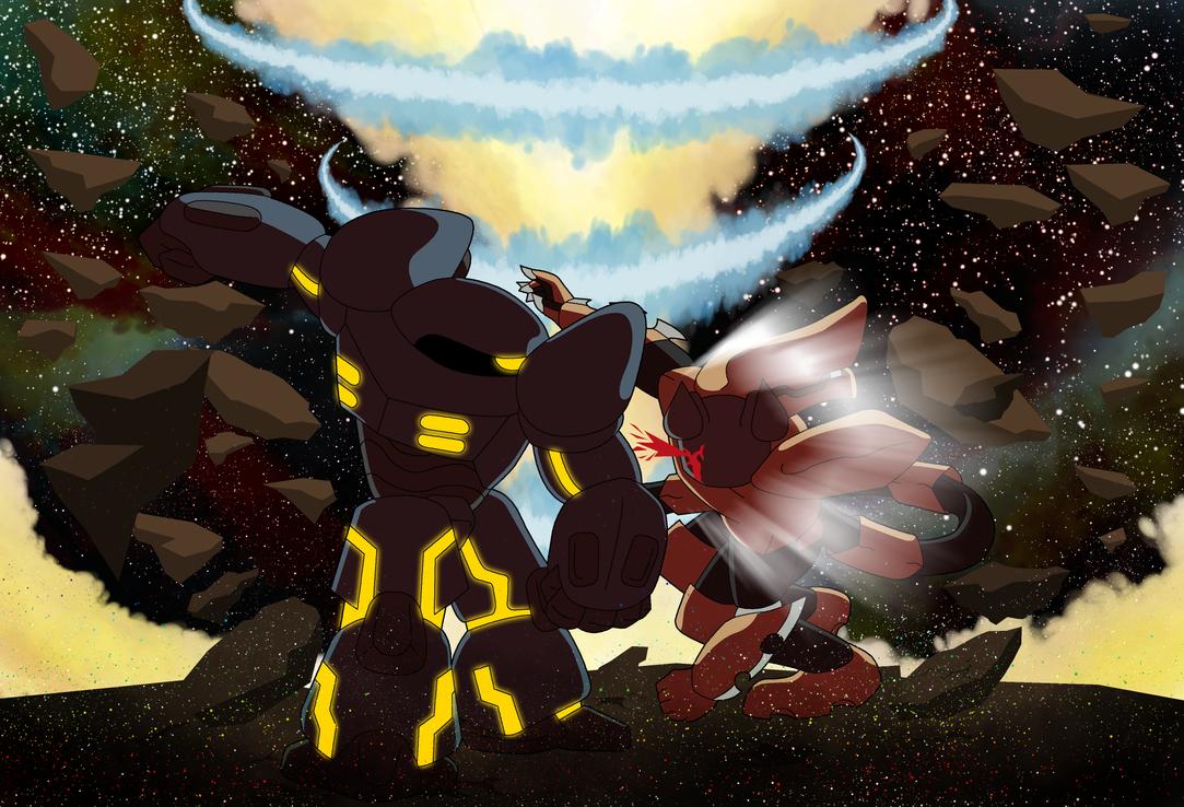 Saunter vs Rocket Famitsu by N-Team