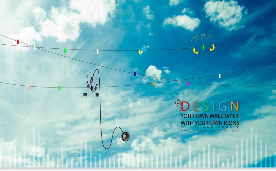 design your own wallpaper by dufoe88 on deviantart