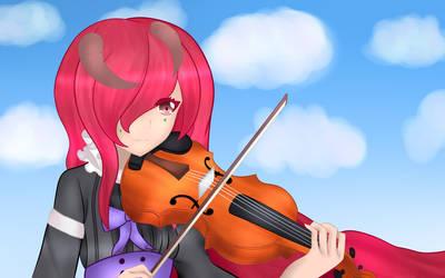Maki-chan by LaterNeverComes