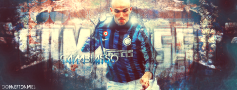 Cambiasso ft danieL by xDome