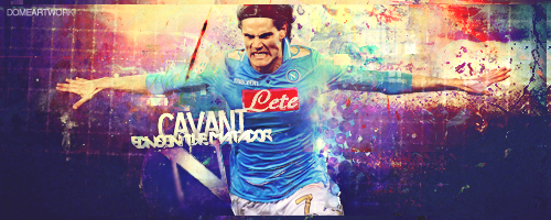 Compositions - Page 2 Edinson_cavani_by_xdome-d4yqrks