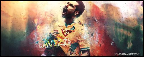 Ezequiel Lavezzi ft Ray by xDome