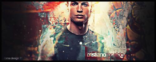 Cristiano Ronaldo by xDome