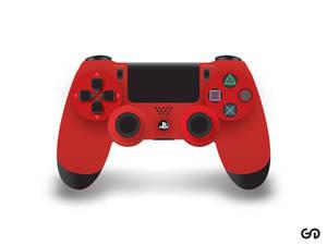 Joystick PS4 Vector - xDome