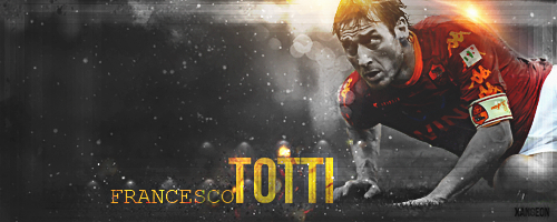 Er Pupone Francesco Totti - AS Roma by xDome