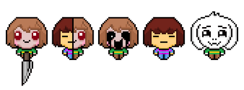 The Binding Of Chara by OmegaMKII