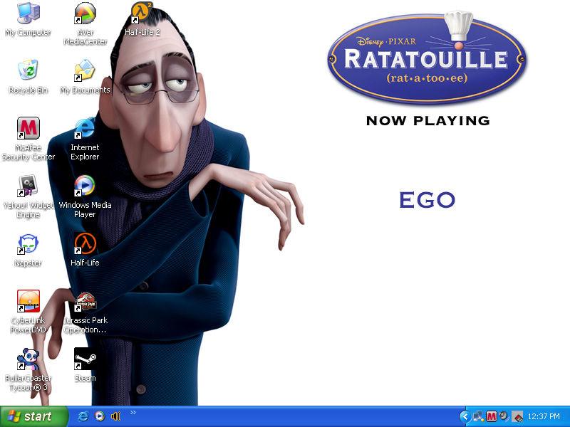 Desktoppin'